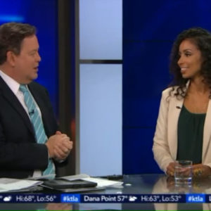 Watch Mya's interview on KTLA in Los Angeles